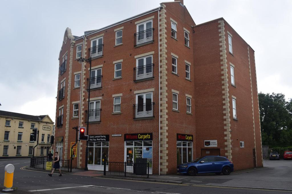 2 Bedrooms Flat for sale in Marshalls Court, Gainsborough, Lincolnshire, DN21