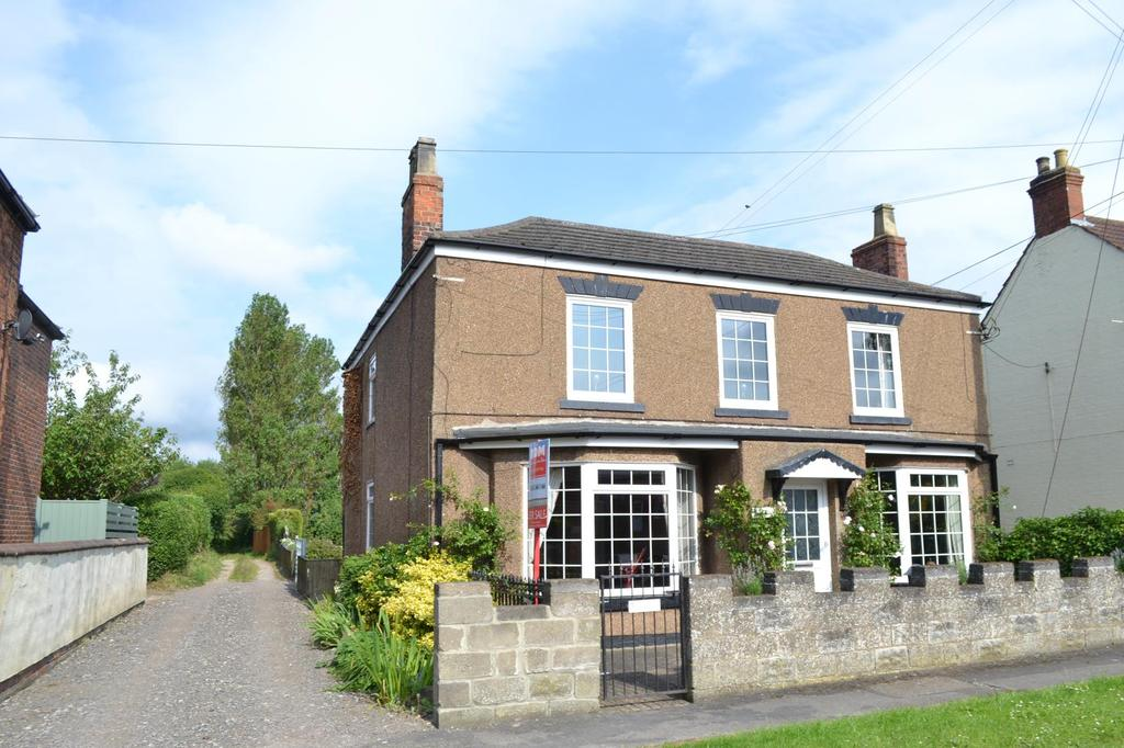 4 Bedrooms Detached House for sale in Coronation Road, Ulceby, Lincolnshire, DN39