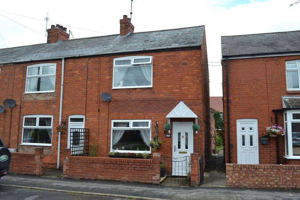 3 Bedrooms End Of Terrace House for sale in Green Lane, Barrow-Upon-Humber, Lincolnshire, DN19