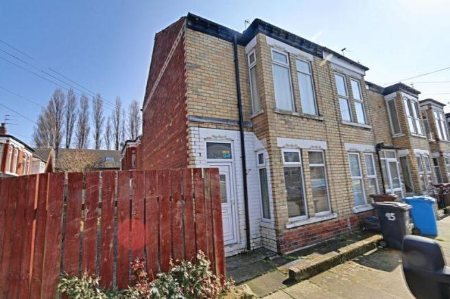 2 Bedrooms End Of Terrace House for sale in Hardy Street, Hull, East Riding Of Yorkshire, HU5