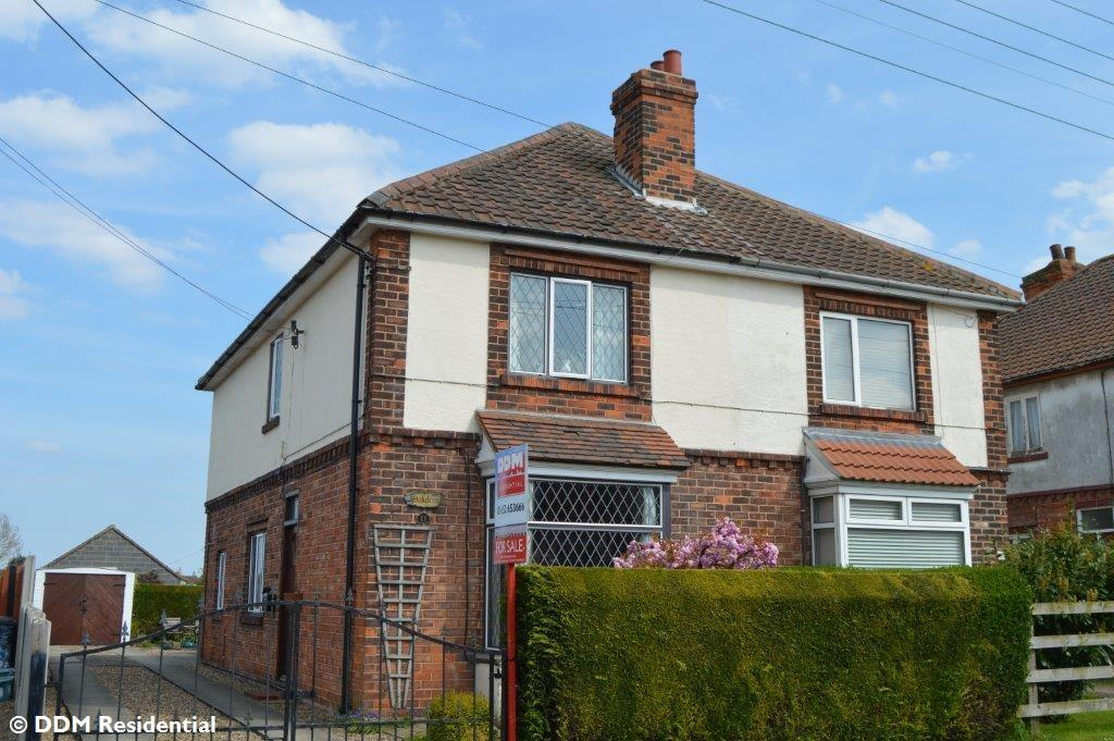 3 Bedrooms Semi Detached House for sale in Cherry Lane, Wootton, North Lincolnshire, DN39
