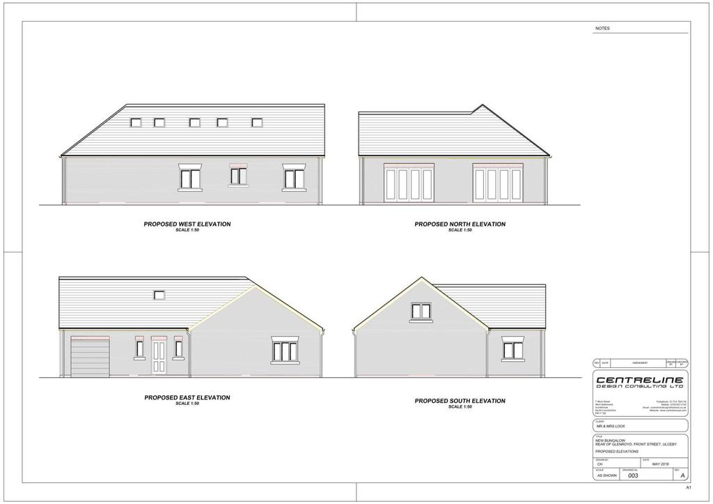 Land Commercial for sale in Front Street, Ulceby, Lincolnshire, DN39