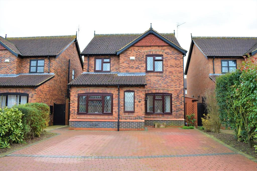 3 Bedrooms House for sale in Chestnut Grove, Barnetby, Lincolnshire, DN38