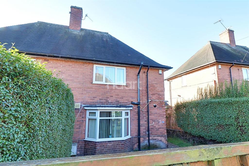 3 Bedrooms Semi Detached House for sale in Leybourne Drive, Bestwood, Nottingham