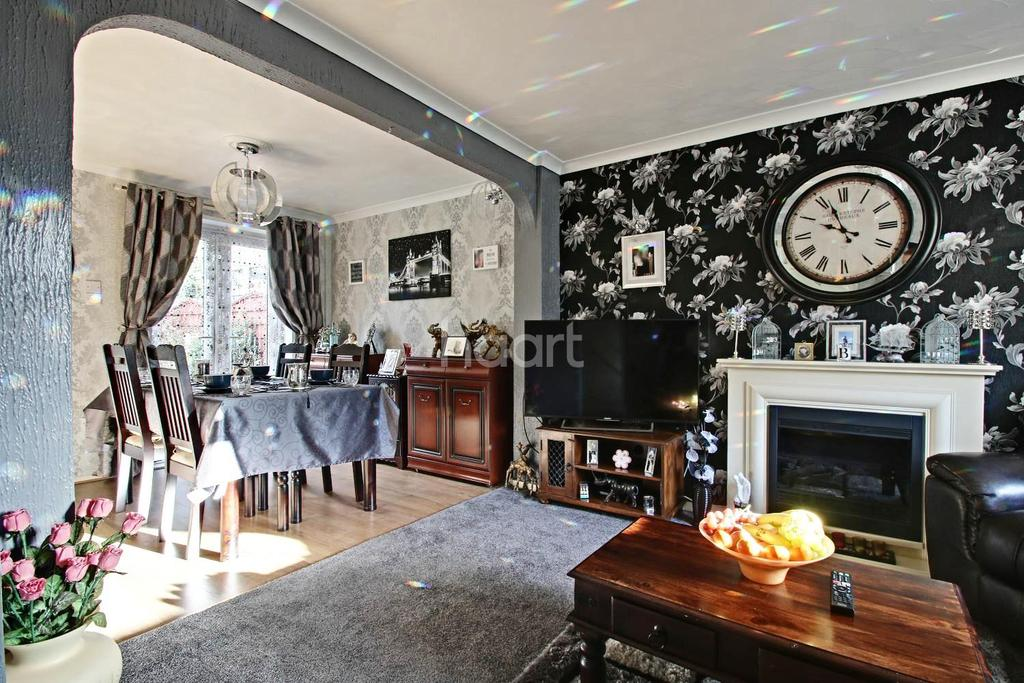 2 Bedrooms Terraced House for sale in Shakespeare Road, Manadon