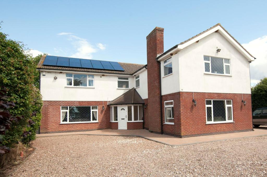 5 Bedrooms Detached House for sale in West Hann Lane, Barrow Haven, Barrow-Upon-Humber, North Lincolnshire, DN19