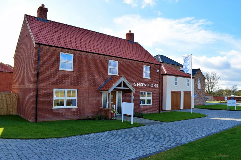 4 Bedrooms Detached House for sale in Pingley Park, Brigg, North Lincolnshire, DN20
