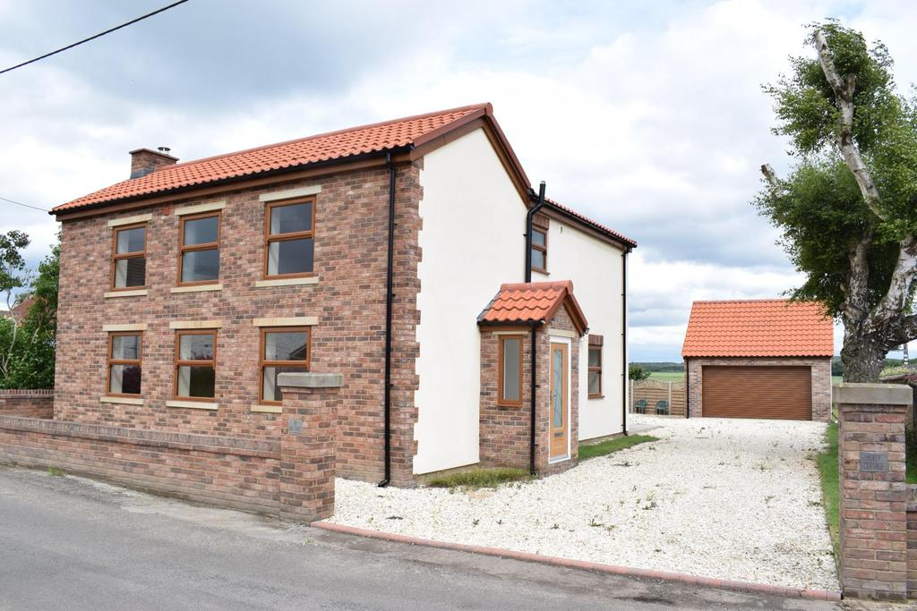 4 Bedrooms Detached House for sale in High Street, East Ferry, Gainsborough, Lincolnshire, DN21