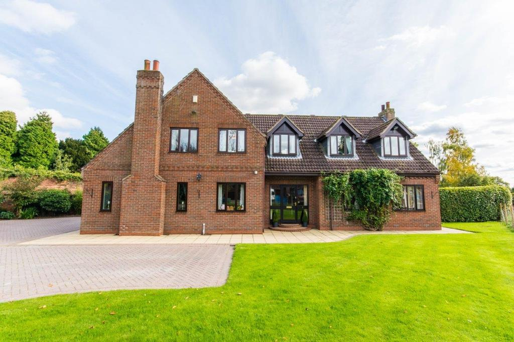 5 Bedrooms Detached House for sale in The Orchards, Marton Road, Willingham By Stow, Gainsborough, DN21