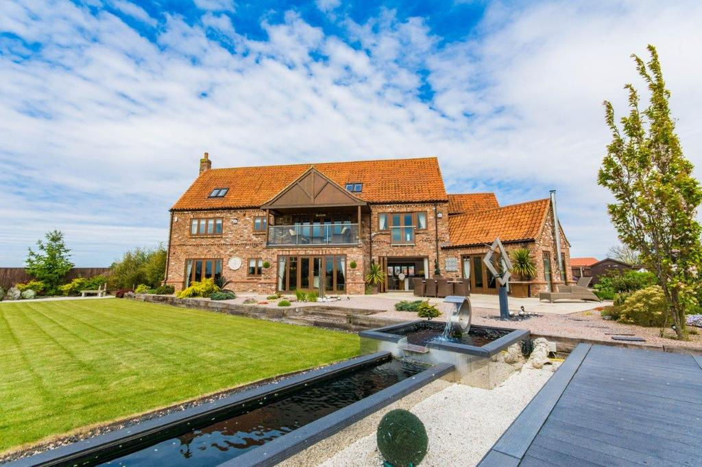 5 Bedrooms Detached House for sale in Pingley Vale, Brigg, Lincolnshire, DN20