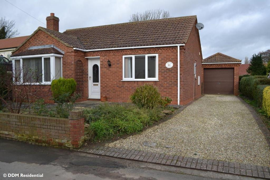 2 Bedrooms Detached Bungalow for sale in Chapel Lane, Whitton, North Lincolnshire, DN15