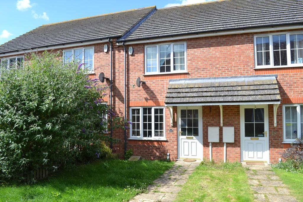 2 Bedrooms Terraced House for sale in Edgar Close, Scotter, Lincolnshire, DN21