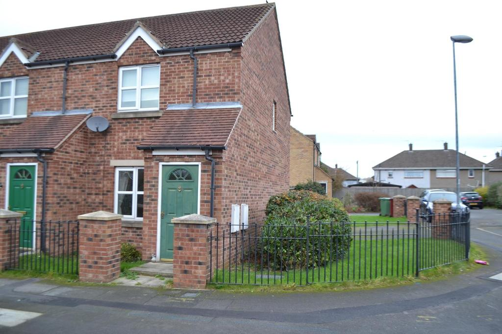 2 Bedrooms Terraced House for sale in Dean Road, Scunthorpe, North Lincolnshire, DN17