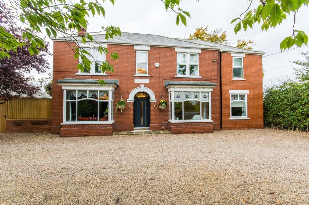 5 Bedrooms Detached House for sale in New Holland Road, Barrow-Upon-Humber, Lincolnshire, DN19