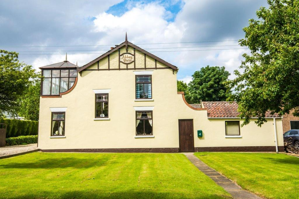 4 Bedrooms Detached House for sale in South End, Goxhill, Barrow-Upon-Humber, North Lincolnshire, DN19