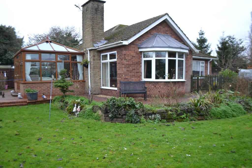 3 Bedrooms Detached Bungalow for sale in Ashby Road, Scunthorpe, North Lincolnshire, DN16