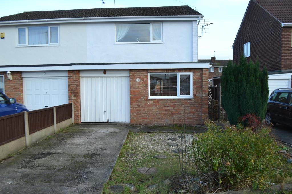 3 Bedrooms Semi Detached House for sale in Byfield Road, Scunthorpe, North Lincolnshire, DN17