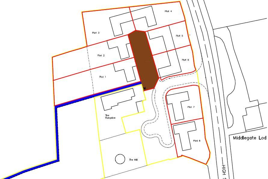 Land Commercial for sale in Whitegate Hill, Caistor, Market Rasen, Lincolnshire, LN7