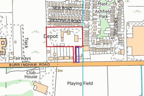 Land for sale - Burringham Road, Scunthorpe, North Lincolnshire, DN17