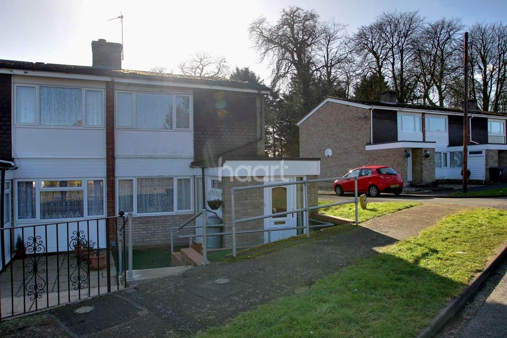 3 Bedrooms End Of Terrace House for sale in Wilkinson Close, Eaton Socon