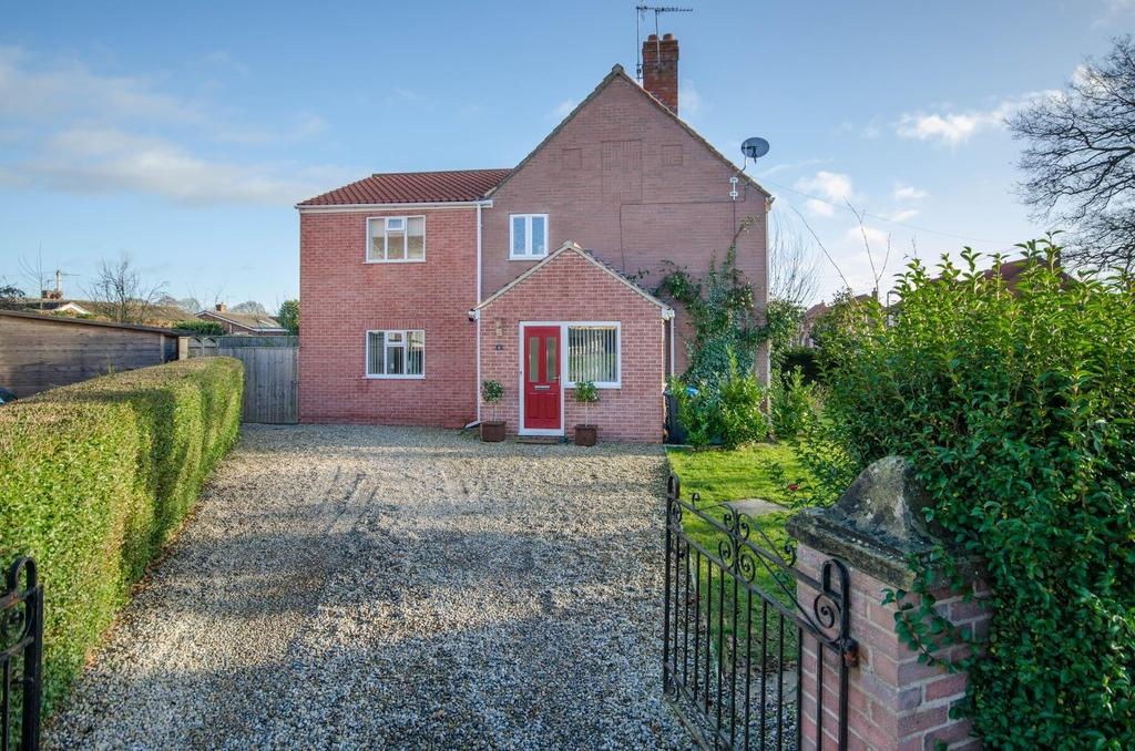 4 Bedrooms Semi Detached House for sale in East Avenue, Easingwold