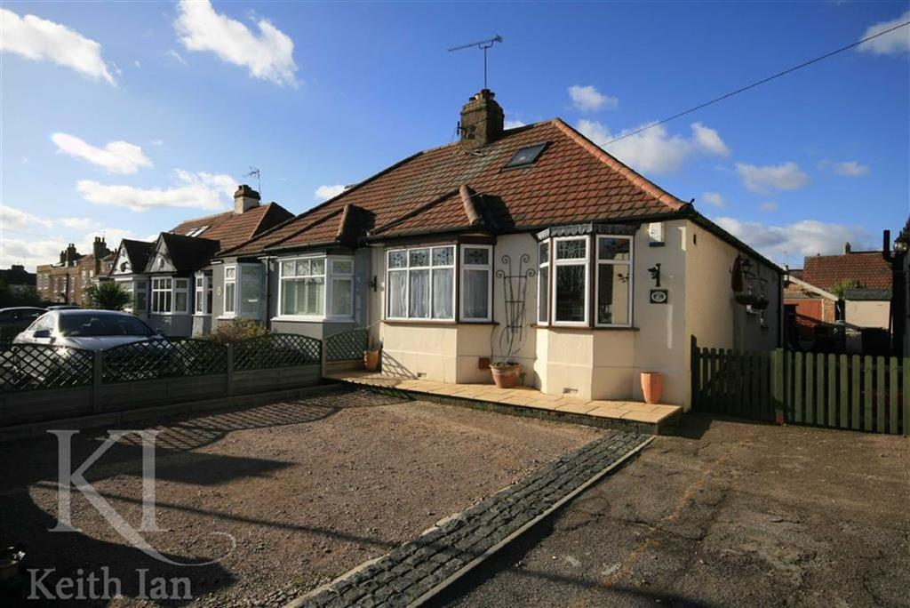 2 Bedrooms Semi Detached Bungalow for sale in Blindmans Lane, Cheshunt