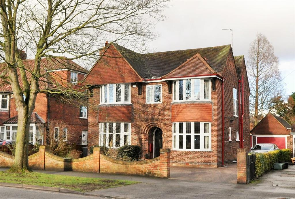 5 Bedrooms Detached House for sale in Wetherby Road, York YO26 5BU
