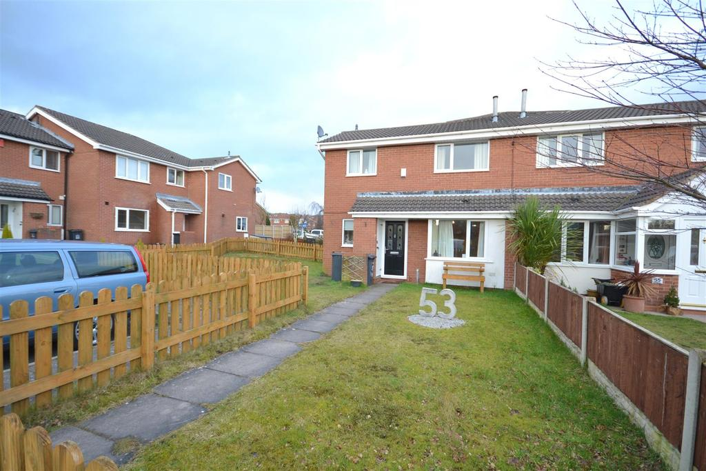 2 Bedrooms Town House for sale in Cresswell Avenue, Waterhayes, Newcastle