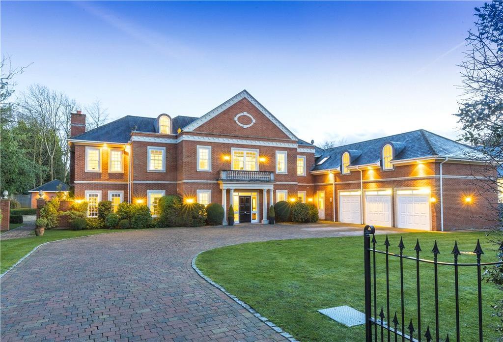 7 Bedrooms Detached House for sale in Goldrings Road, Oxshott, Leatherhead, Surrey, KT22