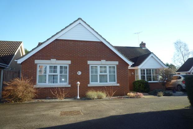 3 Bedrooms Bungalow for sale in Morley Way, Wimblington, March, PE15