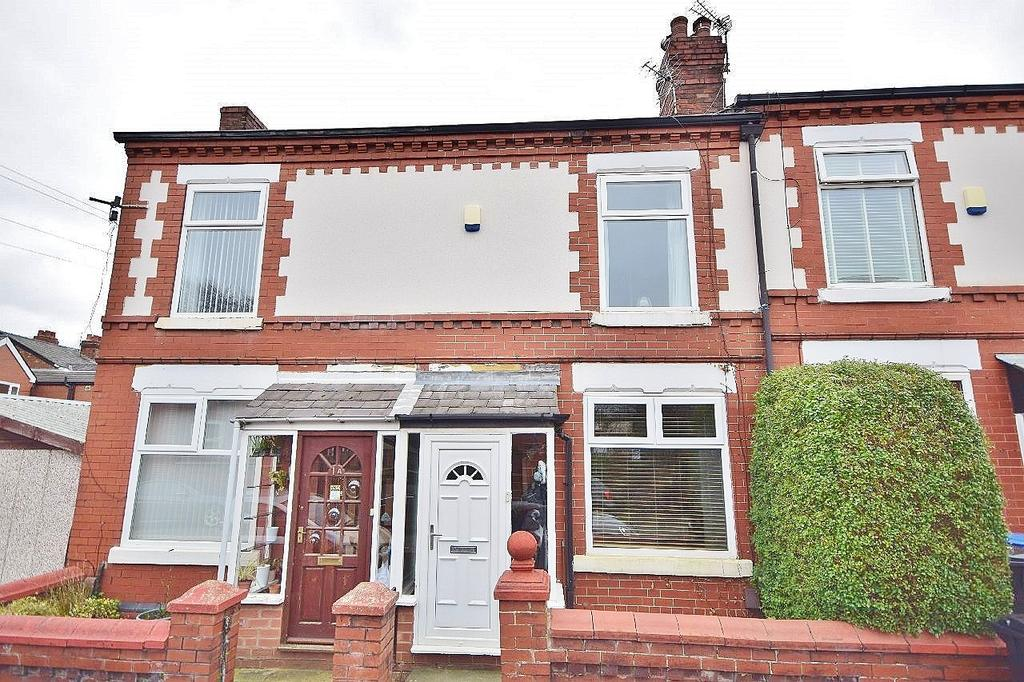 2 Bedrooms Terraced House for sale in Bulkeley Road, Cheadle