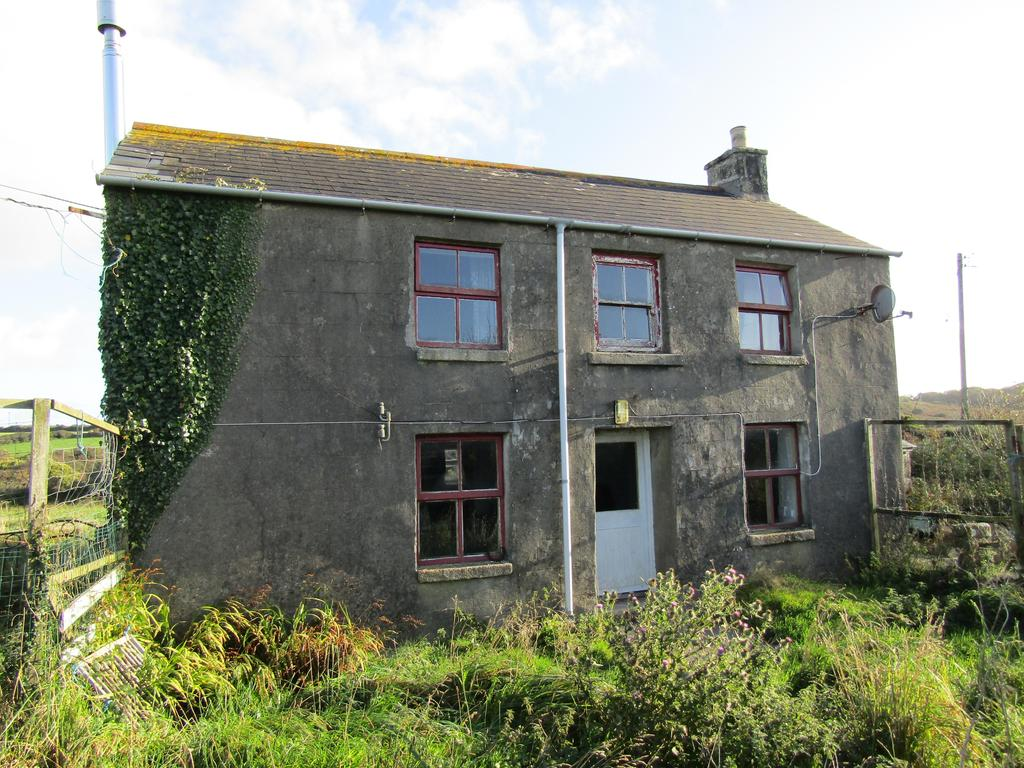 2 Bedrooms Farm House Character Property for sale in Crows an Wra, St. Buryan, Penzance TR19
