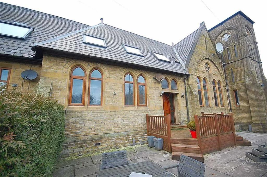 4 Bedrooms Terraced House for sale in The Old School, Catherine Slack, Queensbury, BD13