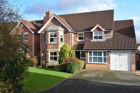 4 bedroom detached house for sale - Woodham Close, Hartford