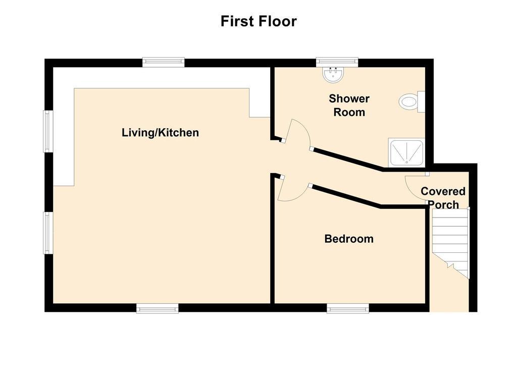 Floorplan 6 of 6: Garage Annex, Hall Farm, Main Street, Kneeton   Fl