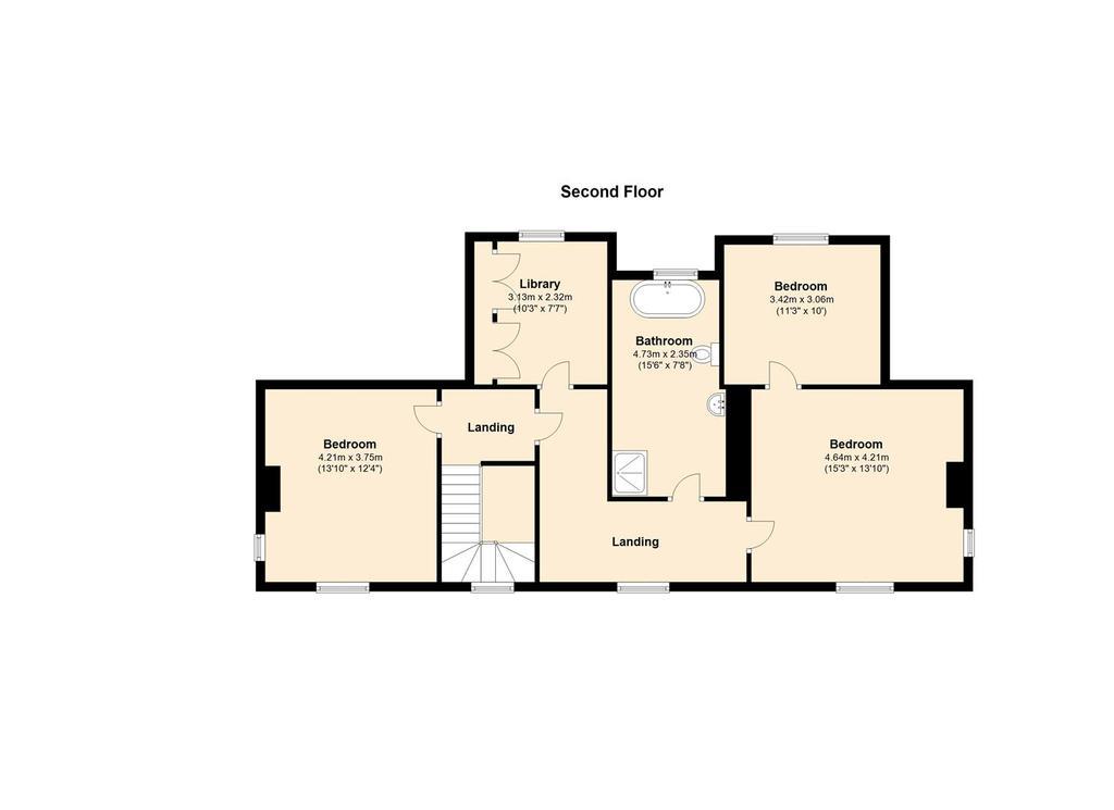 Floorplan 4 of 6: Hall Farm, Main Street, Kneeton   Floor 3.jpg