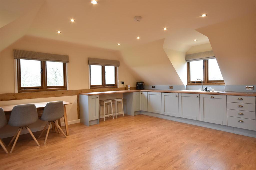 Annex living kitchen