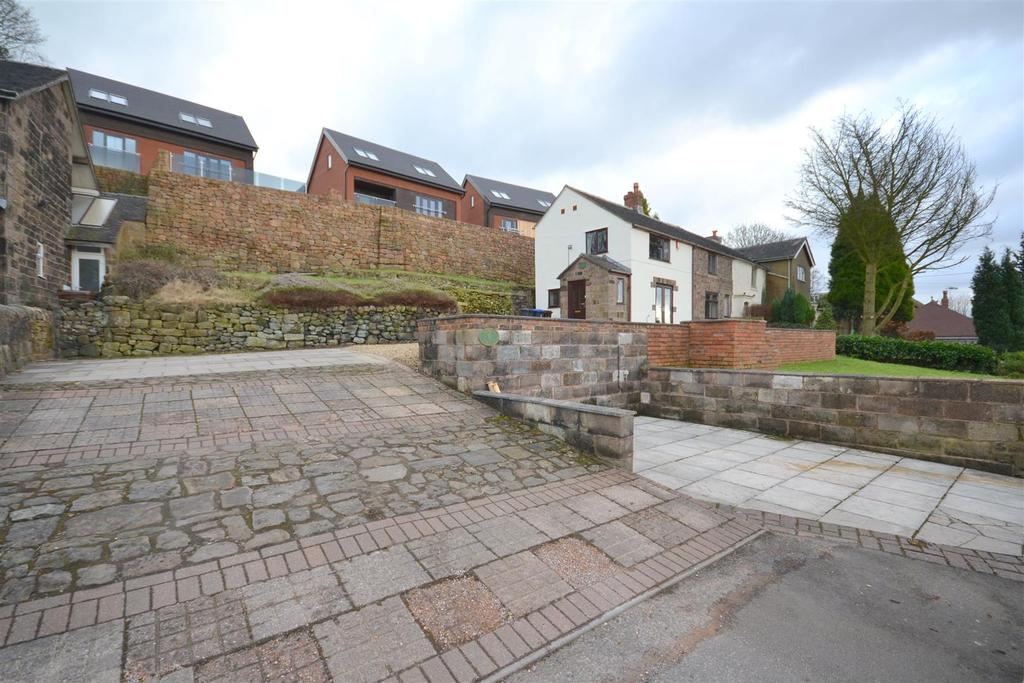 2 Bedrooms Cottage House for sale in Back Lane, Brown Edge, Stoke-On-Trent