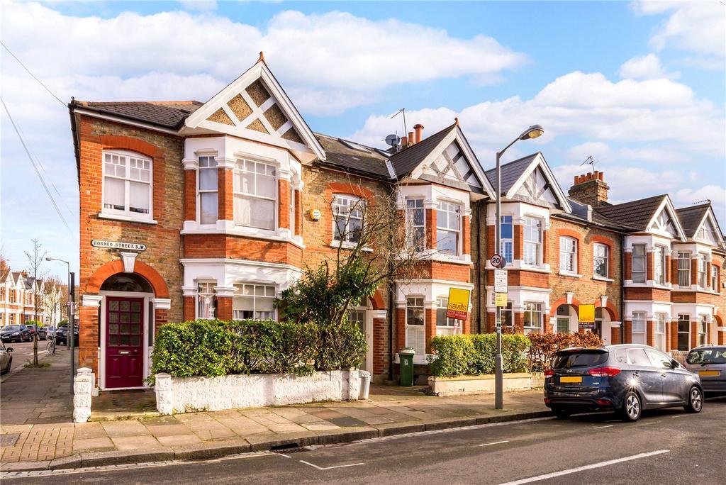 5 Bedrooms Maisonette Flat for sale in Borneo Street, Putney, London, SW15