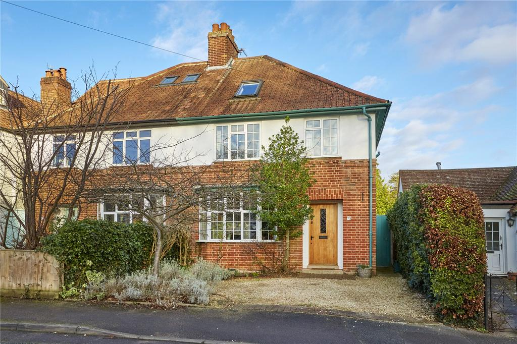 4 Bedrooms Semi Detached House for sale in Middle Way, Oxford, OX2