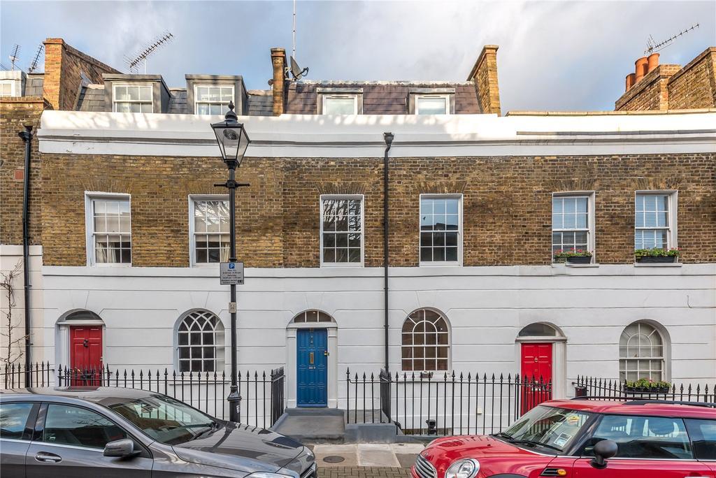 3 Bedrooms Terraced House for sale in Elia Street, Islington, London, N1