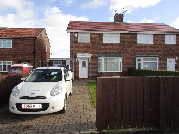 3 Bedrooms Semi Detached House for sale in CHARTERS CRESCENT, SOUTH HETTON, SEAHAM DISTRICT