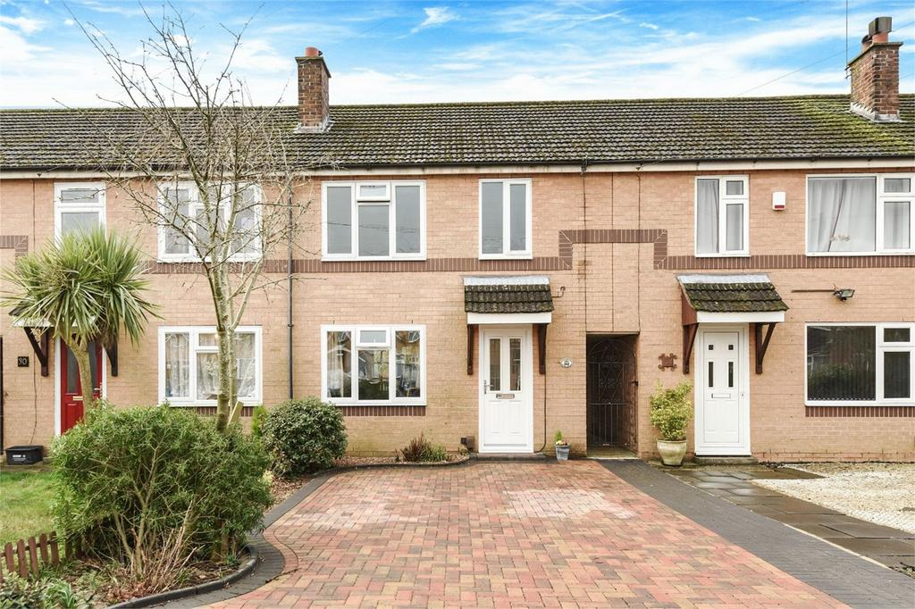 2 Bedrooms Terraced House for sale in Devon Drive, Chandler's Ford, Hampshire