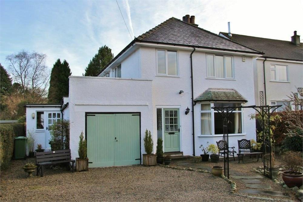 3 Bedrooms Detached House for sale in Grassmoor, Portinscale, Keswick, Cumbria