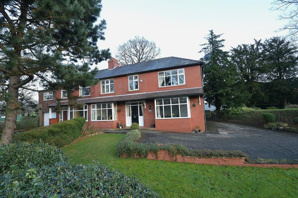 4 Bedrooms Semi Detached House for sale in Compstall Road, Marple Bridge