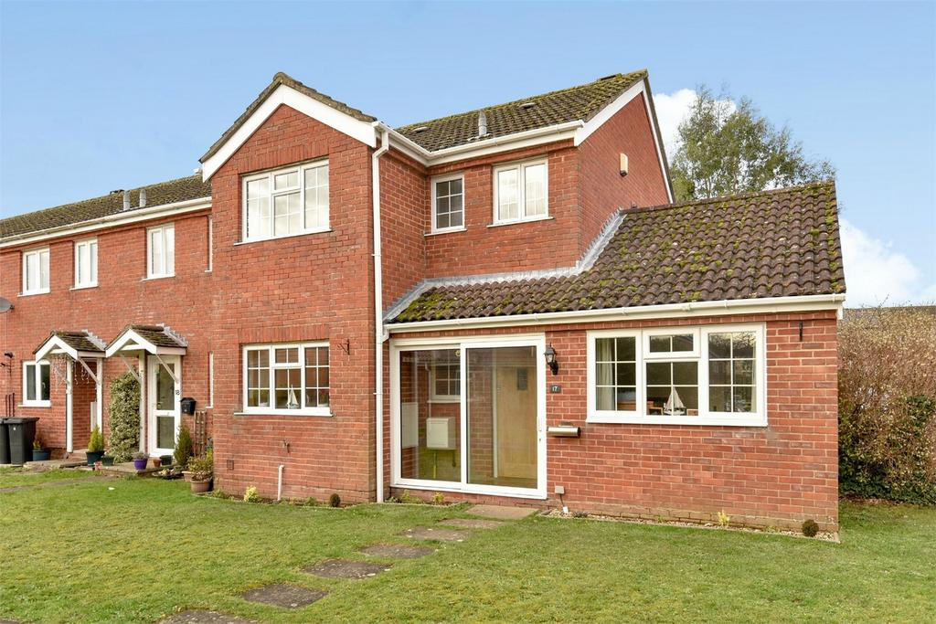 4 Bedrooms End Of Terrace House for sale in Colden Common, Winchester, Hampshire