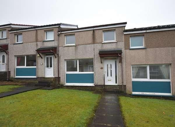 3 Bedrooms Terraced House for sale in 60 Whittret Knowe, Forth, Lanark, ML11 8EG