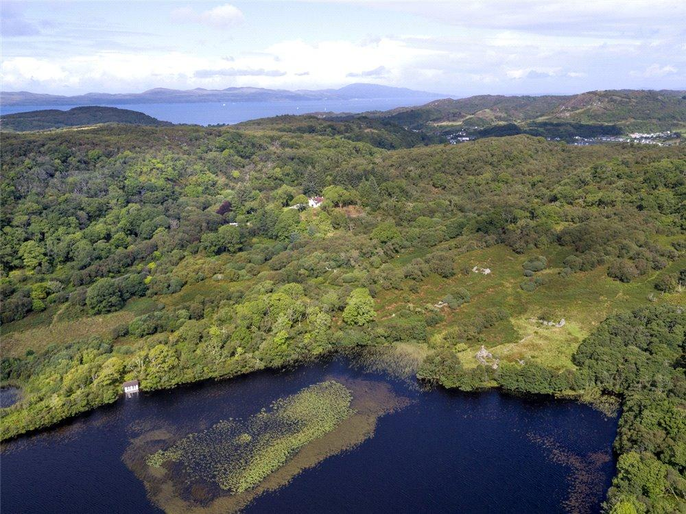 5 Bedrooms Detached House for sale in Tayvallich, Lochgilphead, Argyll and Bute, PA31