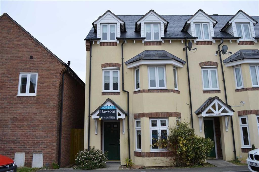 3 Bedrooms Town House for sale in Heol Y Gwartheg, Gowerton, Swansea