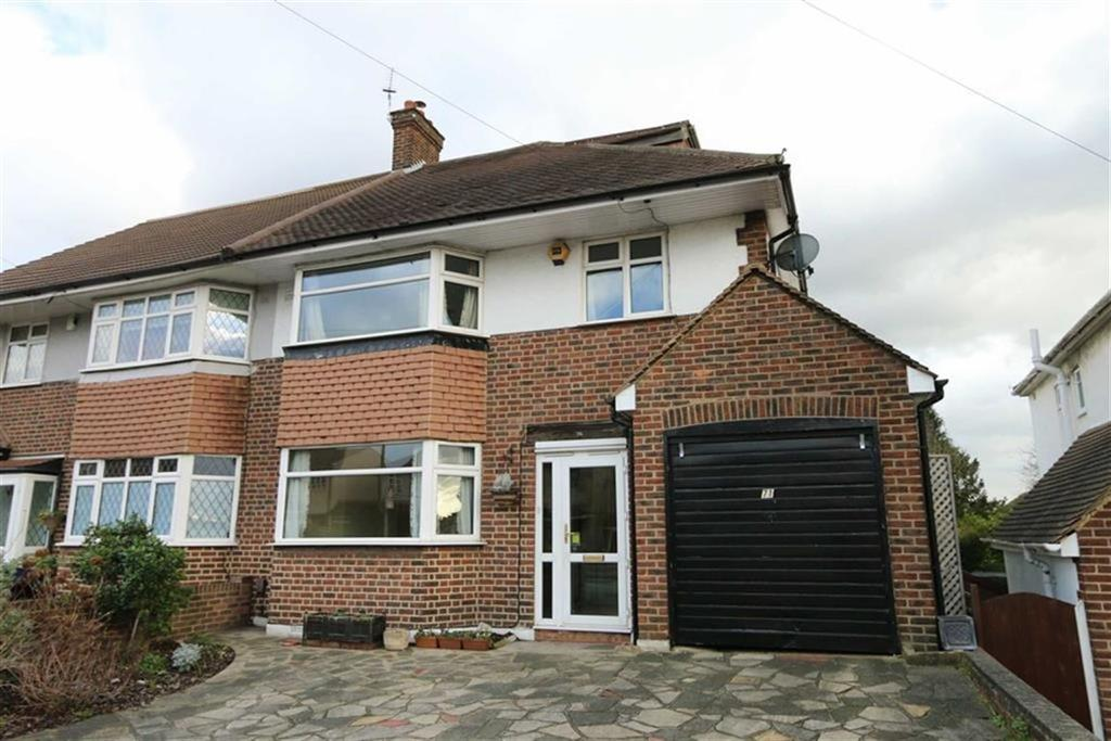 4 Bedrooms Semi Detached House for sale in Townley Road, Bexleyheath, Kent, DA6